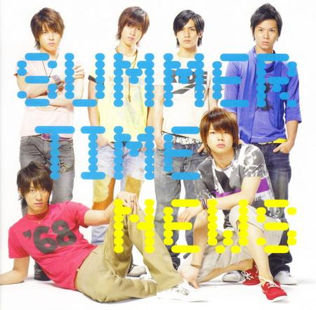 Single SUMMER TIME by NEWS