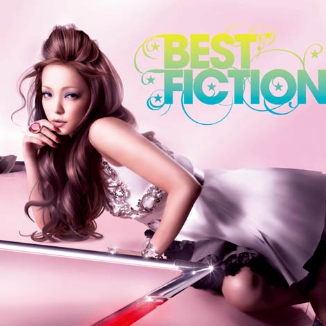Album Best Fiction by Namie Amuro
