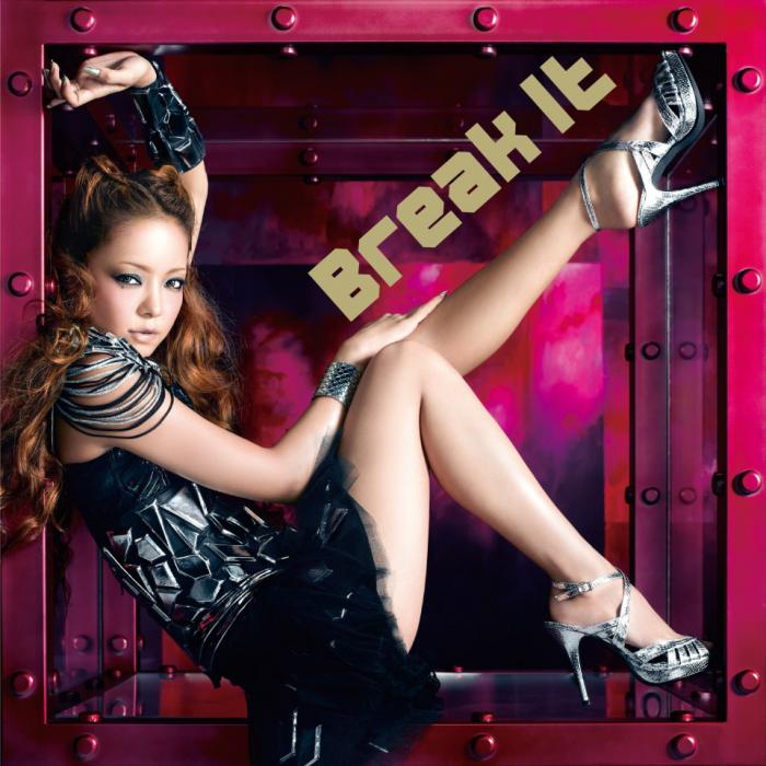 Single Break It/Get Myself Back by Namie Amuro
