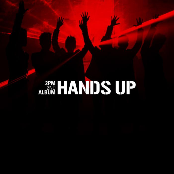 Album Hands Up by 2PM