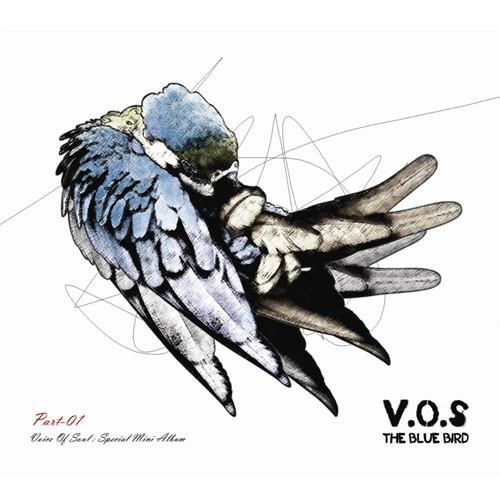 Mini album The Blue Bird by V.O.S.