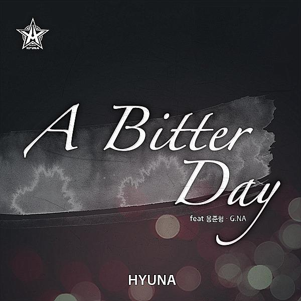 Single A Bitter Day by HyunA