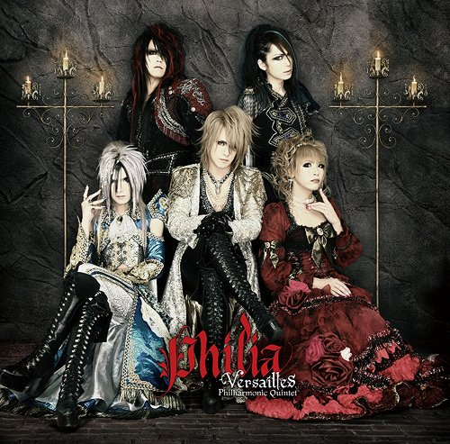 Single Philia by Versailles