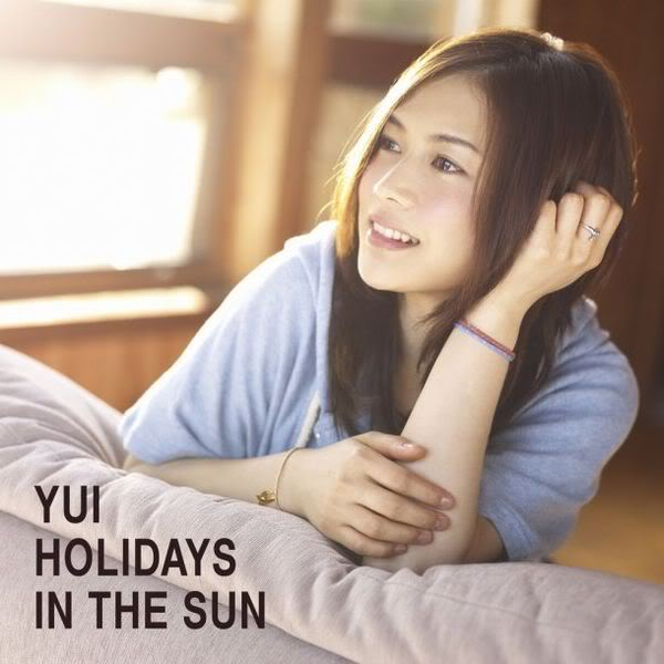 Album Holidays in the Sun by YUI