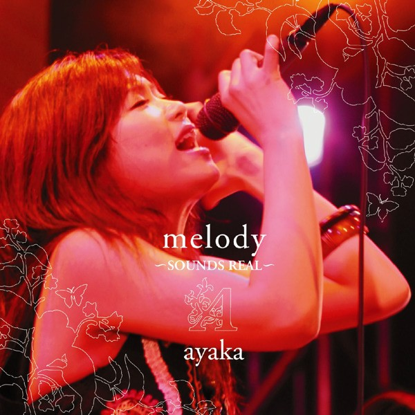 Mini album Melody: Sounds Real by ayaka