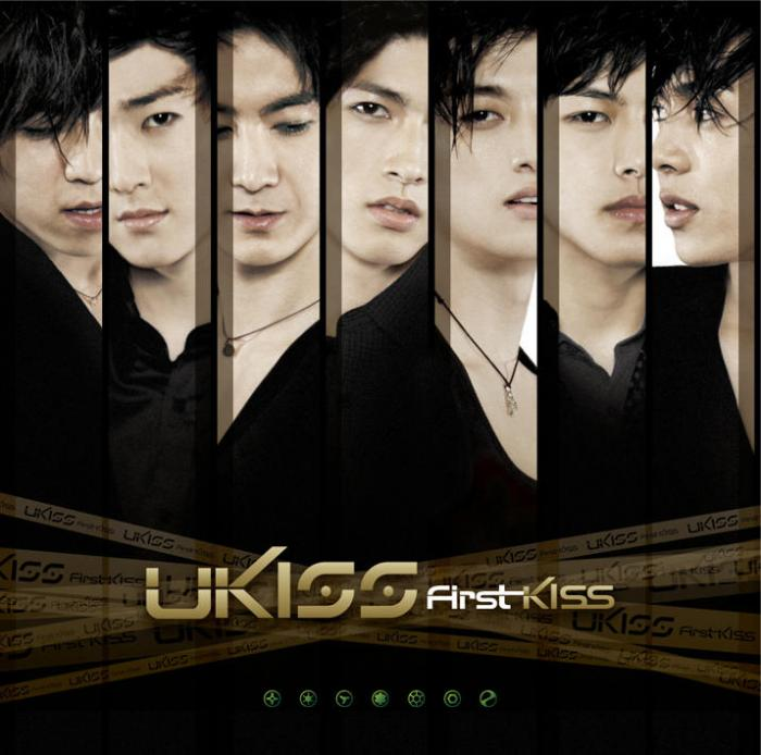 Album First KISS by U-KISS