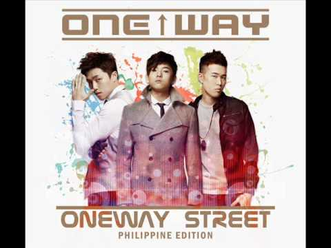 Mini album Oneway Street by One Way
