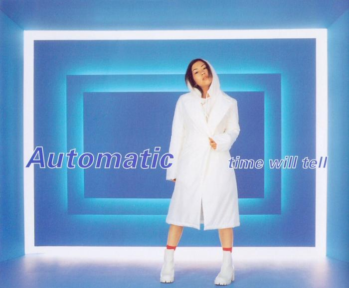 Single Automatic/Time Will Tell by Utada Hikaru