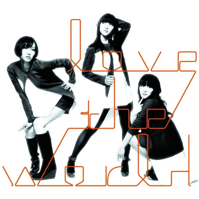Single love the world by Perfume