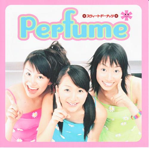 Perfume - girlband - jpop