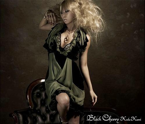 Album Black Cherry by Koda Kumi