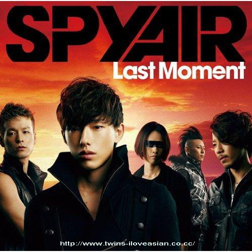 Album Last Moment by SPYAIR
