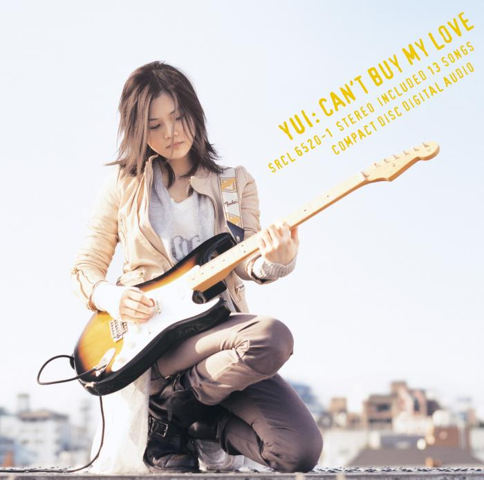 Album CAN'T BUY MY LOVE by YUI