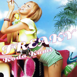Single FREAKY by Koda Kumi