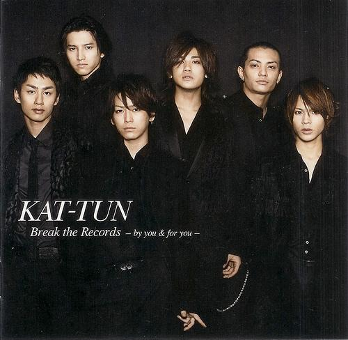 Album Break the Records -by you & for you- by KAT-TUN