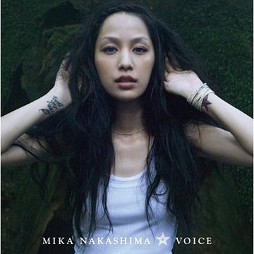 Album Voice by Mika Nakashima