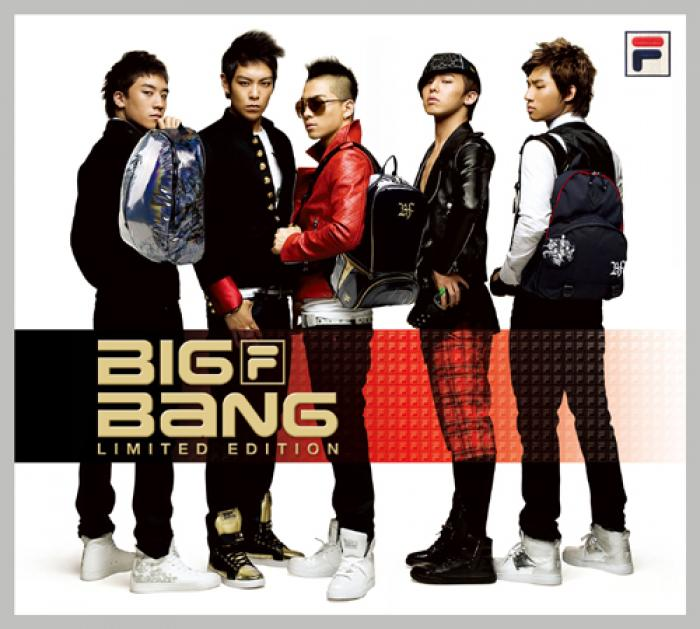 Single Stylish (The FILA) by Big Bang
