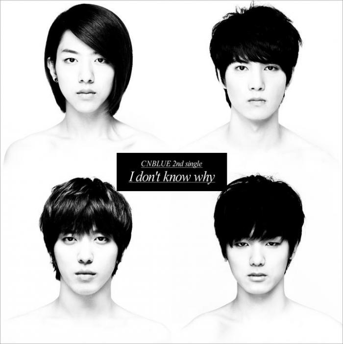 Single I Don't Know Why by CNBLUE