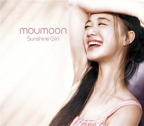 Sunshine Girl by moumoon