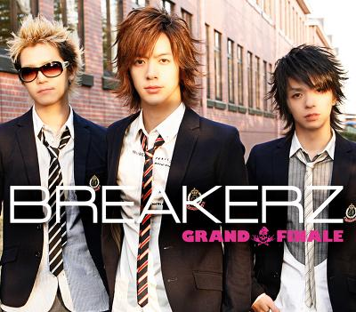 Single GRAND FINALE by BREAKERZ