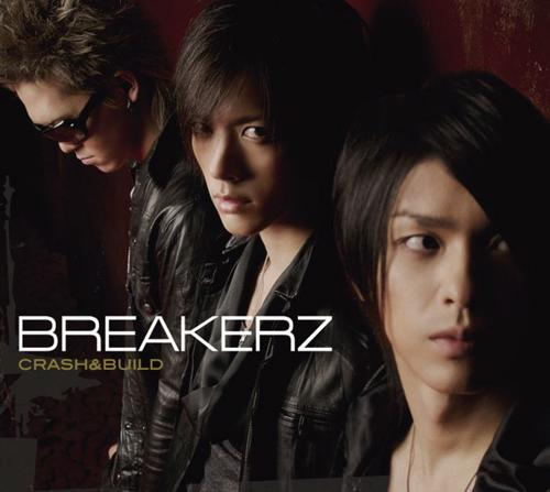 Album CRASH & BUILD by BREAKERZ