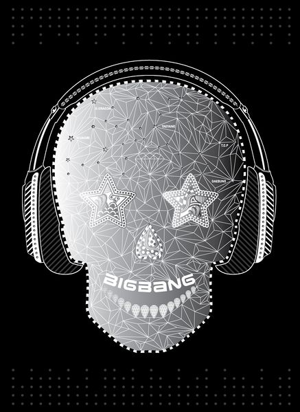 Mini album TONIGHT by Big Bang