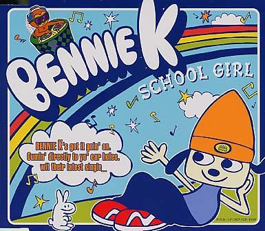 School Girl by BENNIE K +lyrics