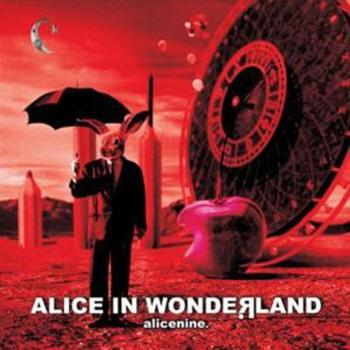 Mini album ALICE IN WONDER LAND by A9