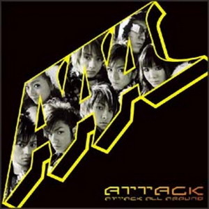 Album Attack by AAA