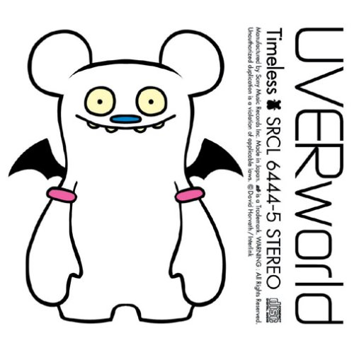Album Timeless by UVERworld