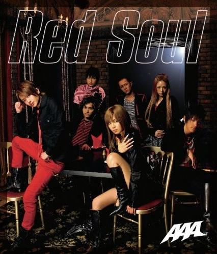 Single Red Soul by AAA