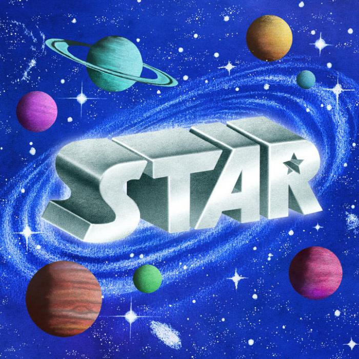 Album Star by RIP SLYME