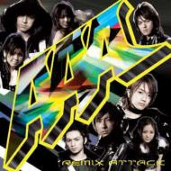 Album REMIX ATTACK by AAA