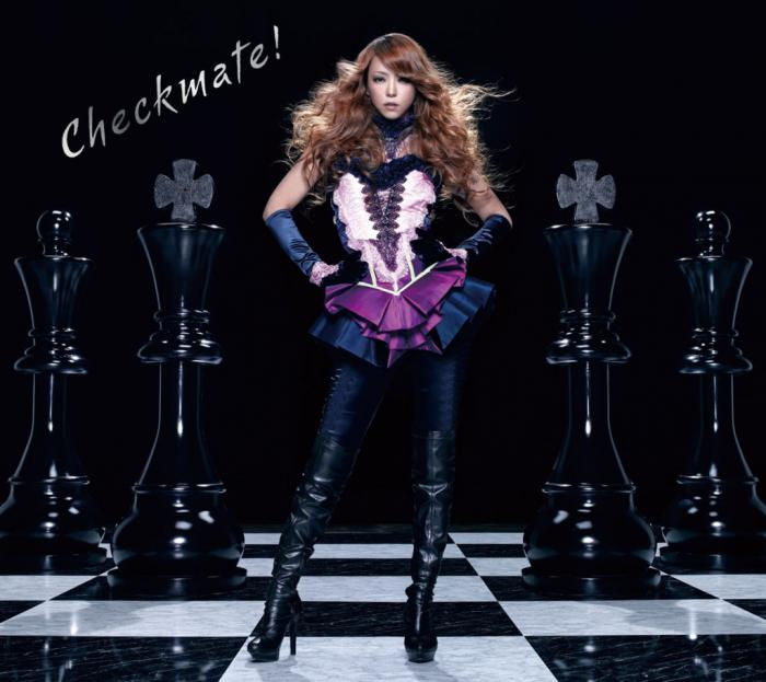 Album Checkmate by Namie Amuro