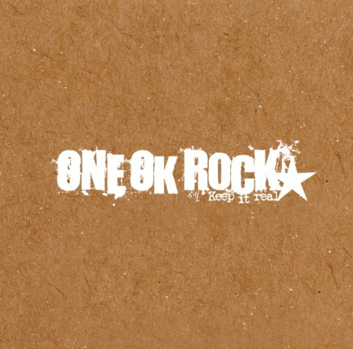 Mini album Keep it Real by ONE OK ROCK