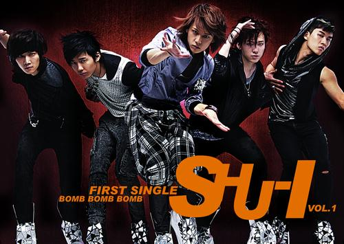 Single BOMB BOMB BOMB by SHU-I