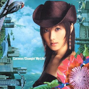Album Caravan (Japan Version) by Changin' My Life