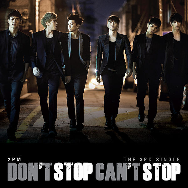 Single Don't Stop Can't Stop by 2PM