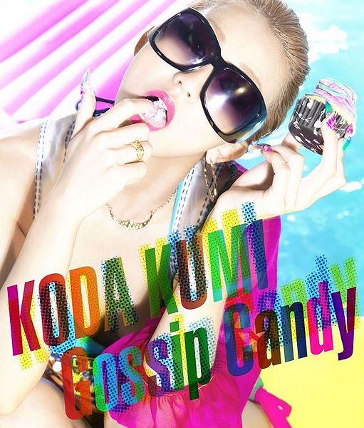 Single Gossip Candy by Koda Kumi