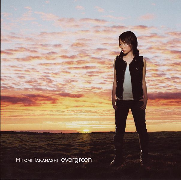Single evergreen by Hitomi Takahashi