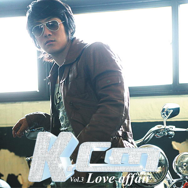 Album Love Affair by KCM