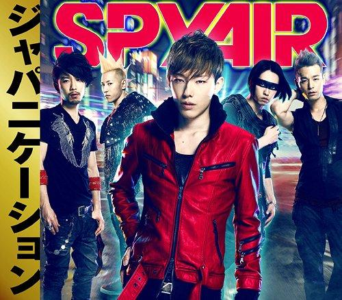 Single Japanecation by SPYAIR