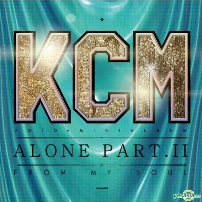 Mini album Alone Part 2: From My Soul by KCM