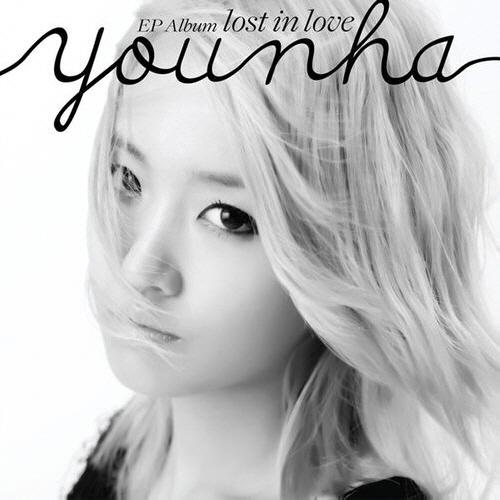 Mini album Lost In Love by Younha