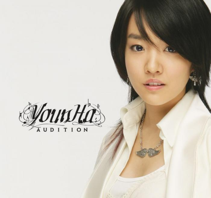 Single AUDITION by Younha