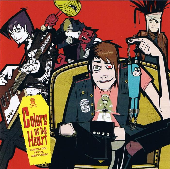 Colors of the Heart by UVERworld