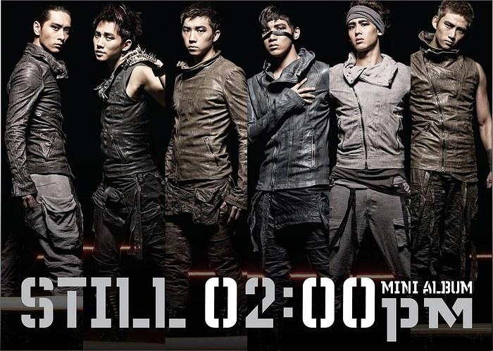 Mini album Still 2:00 PM by 2PM
