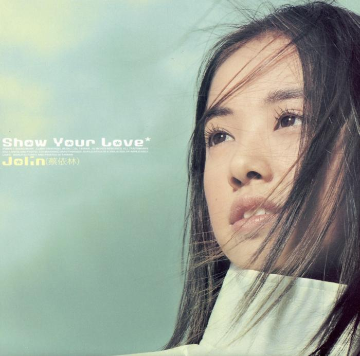 Album Show Your Love by Jolin Tsai