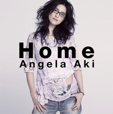 Album Home by Angela Aki