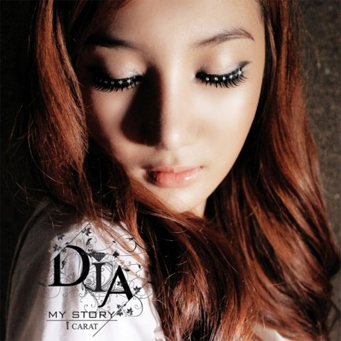 Album My Story (1 Carat) by Dia